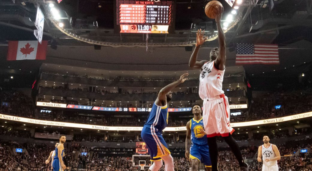 Top Raptors Game 1 ticket went for almost $24K, StubHub says