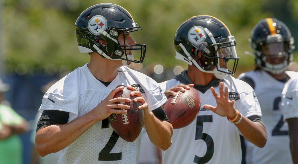 info for 72a7d 27ad1 Job behind Steelers QB Roethlisberger wide open - Sportsnet.ca