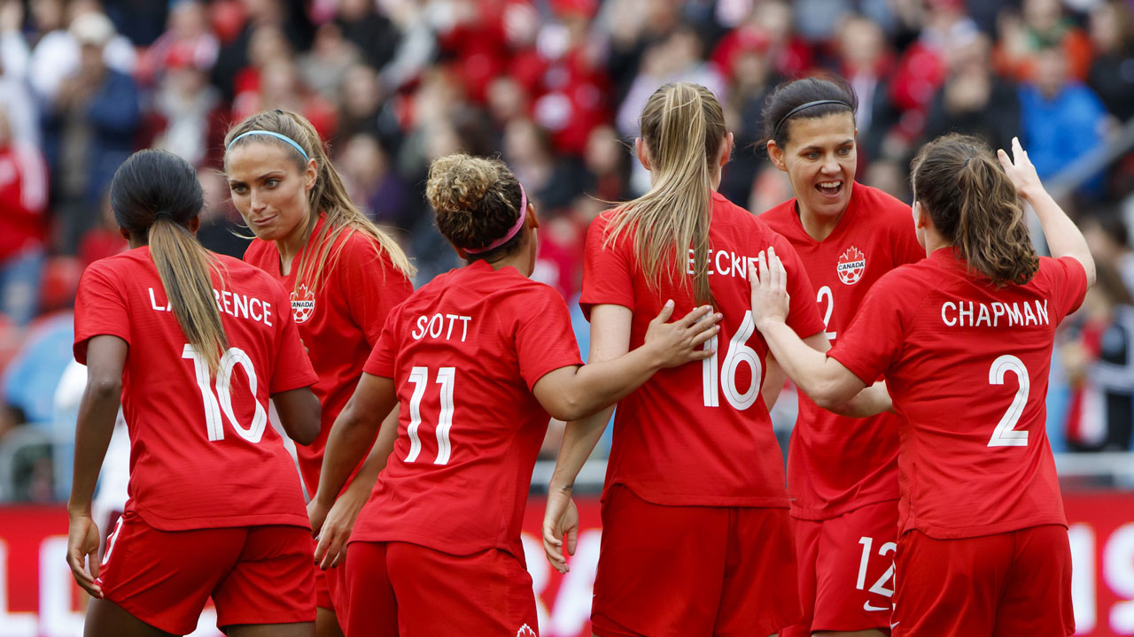 Canada travelling to Japan to face former Women's World Cup champs - Sportsnet.ca