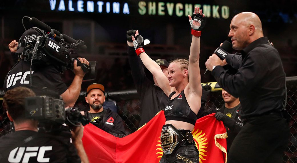 ufc-womens-flyweight-champion-Valentina-Shevchenko