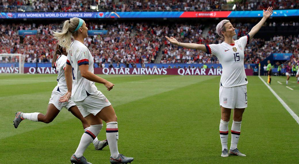 united-states-megan-rapinoe-celebrates-goal-against-france