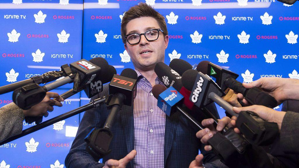 Leafs paying price for getting Matthews signed before Marner