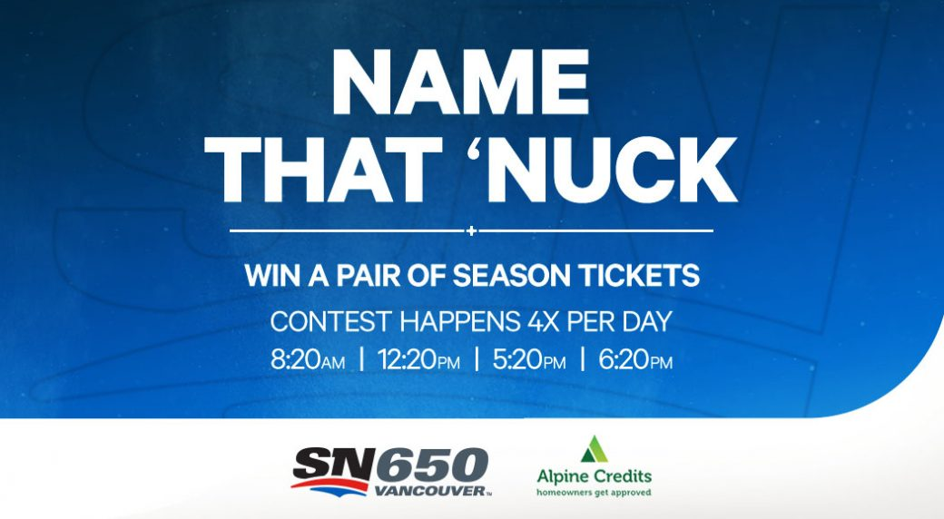 Celebrate 50 years of Vancouver Hockey with Name That 'Nuck