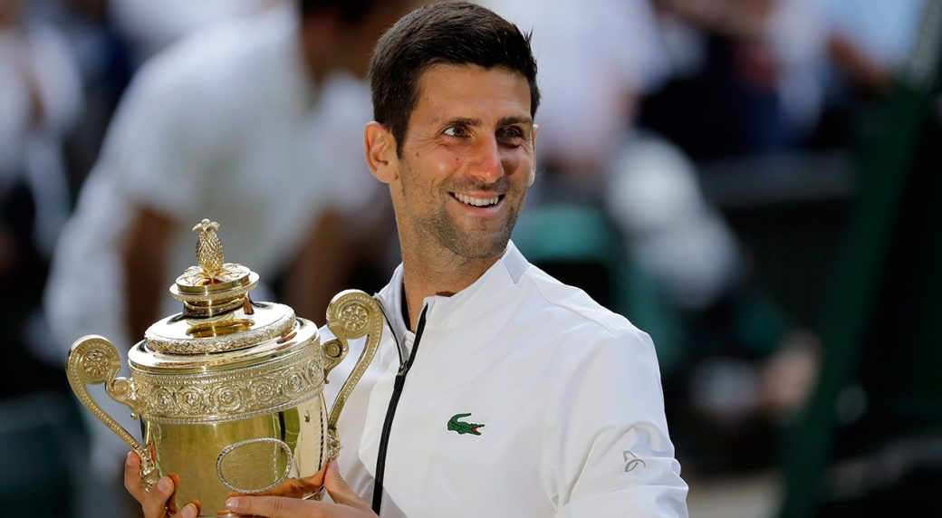 Novak Djokovic deserves more respect after Wimbledon victory - Boris Becker