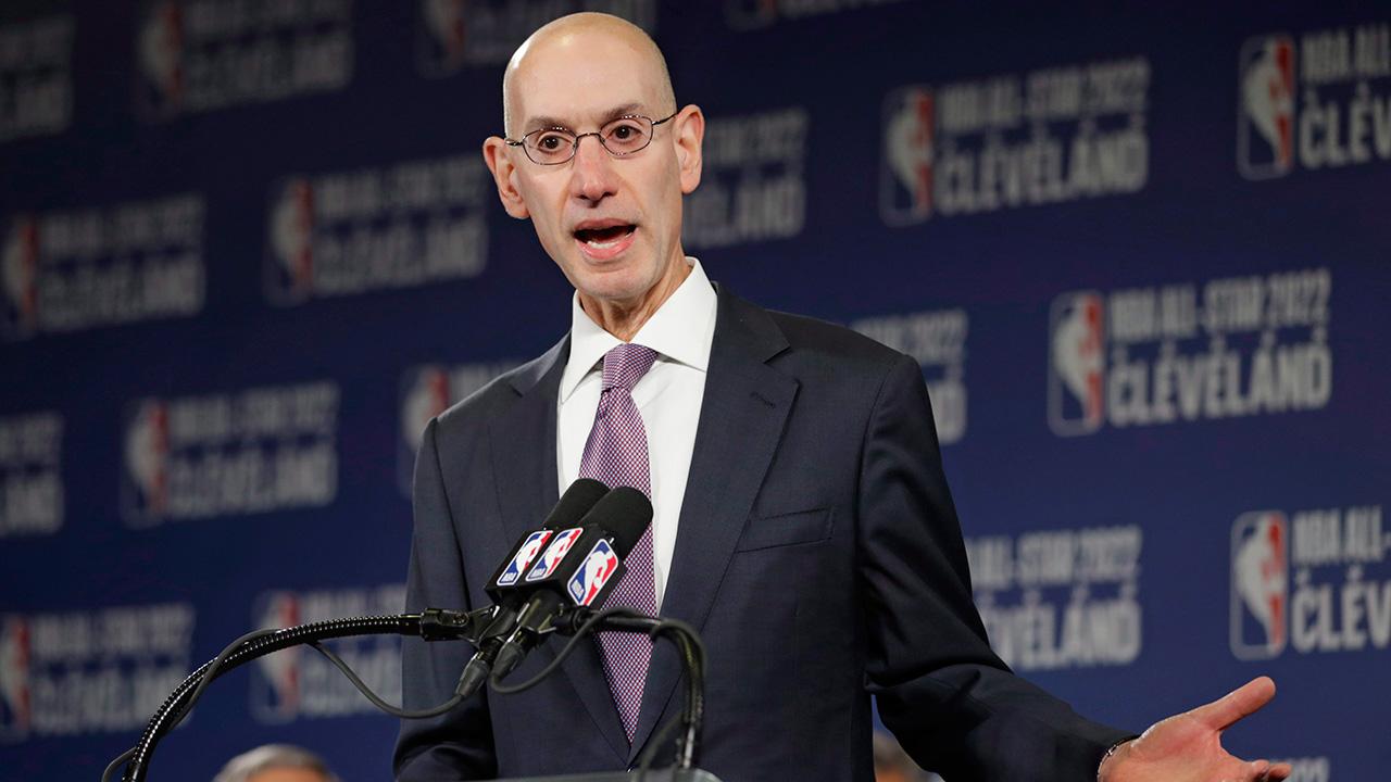 Adam Silver says NBA hiatus over COVID-19 will last 'at least 30 days'