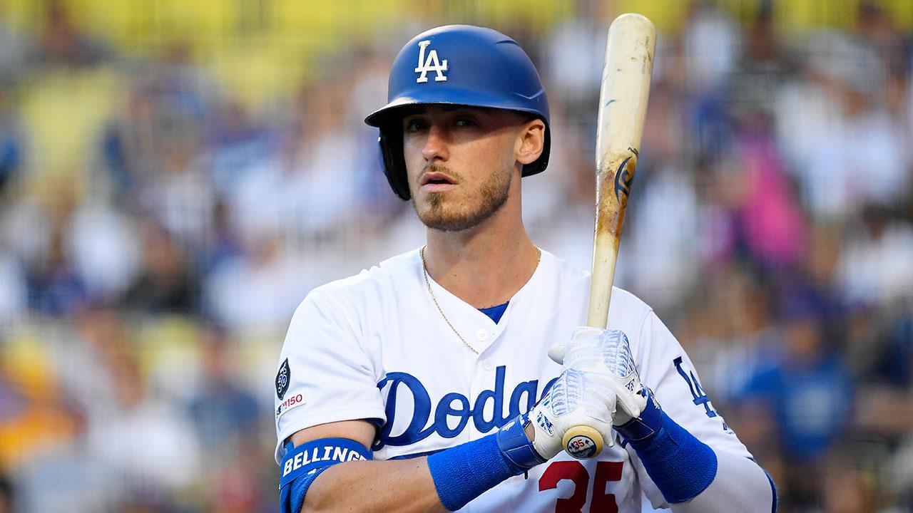 MLB-Dodgers-Bellinger