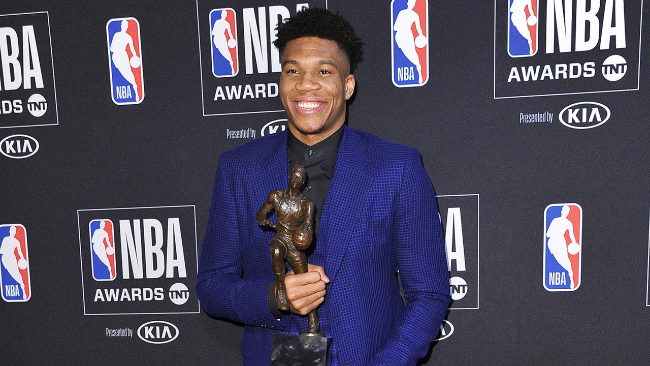 Antetokounmpo set as betting favourite on NBA MVP odds