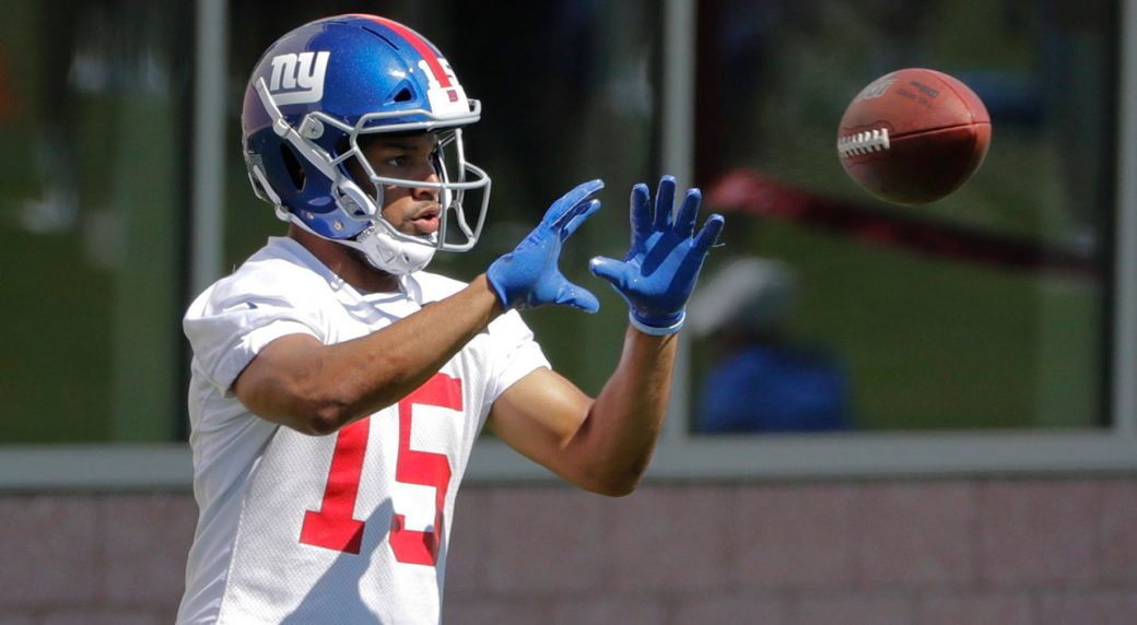 Golden Tate's appeal denied; Giants wide receiver will serve 4-game suspension