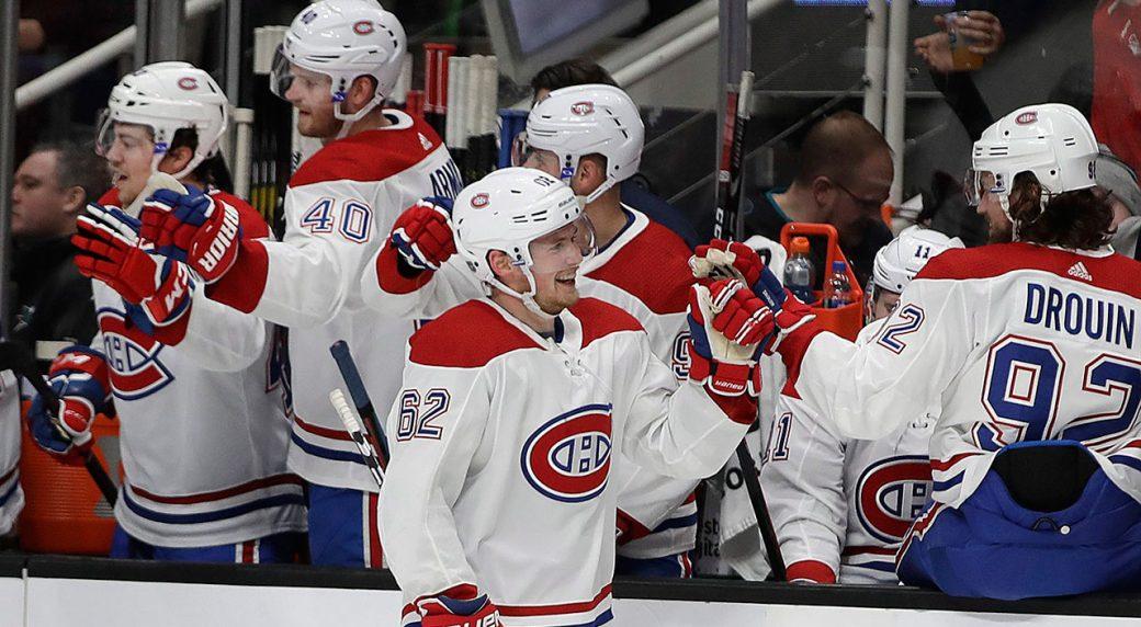 NHL-Canadiens-Lehkonen-celebrates-goal