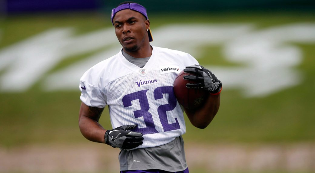 promo code 0f5d8 0cb76 Vikings running back Roc Thomas suspended for substance ...