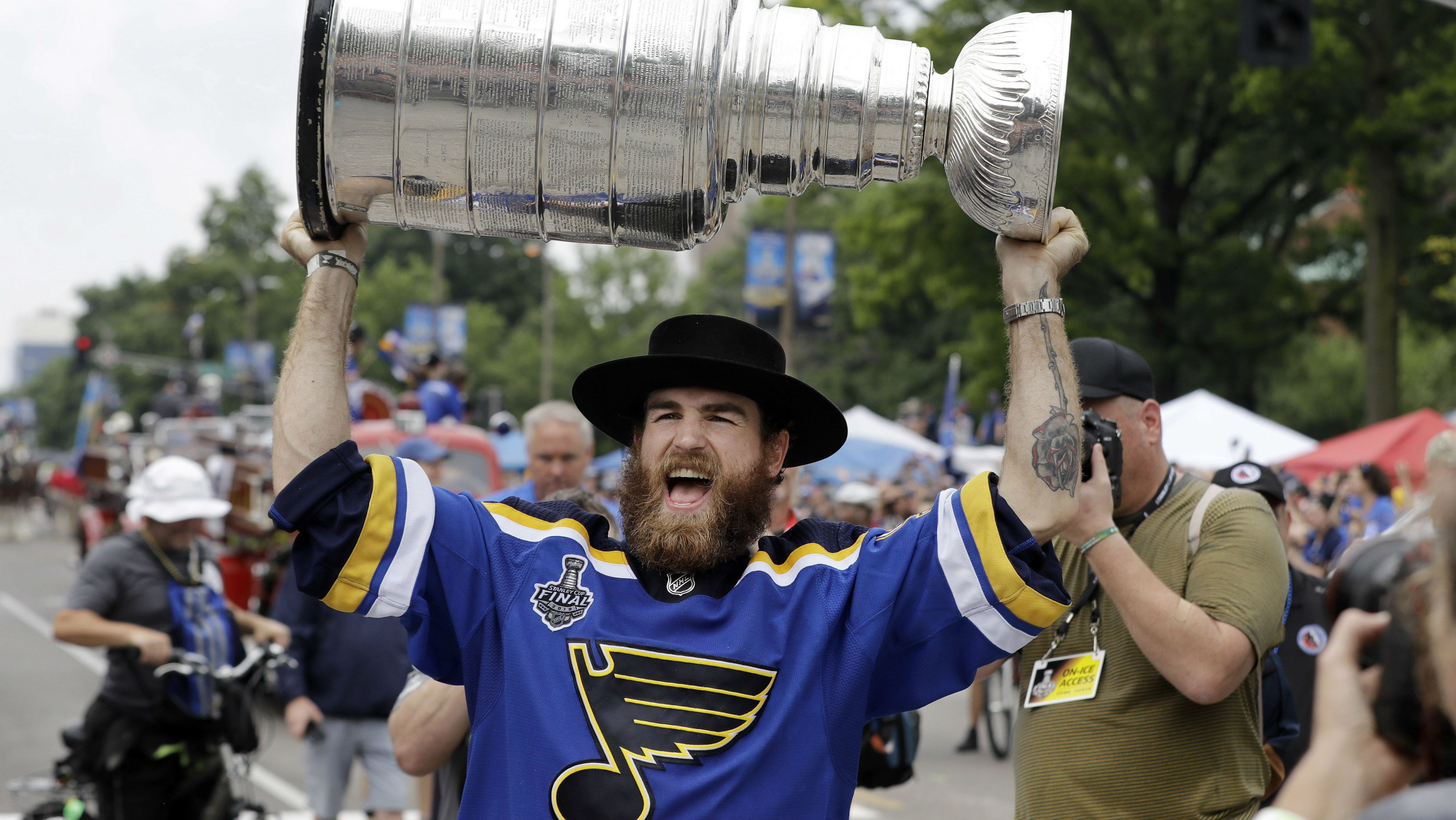 Ryan O'Reilly knew there was something special with 2019 St. Louis Blues