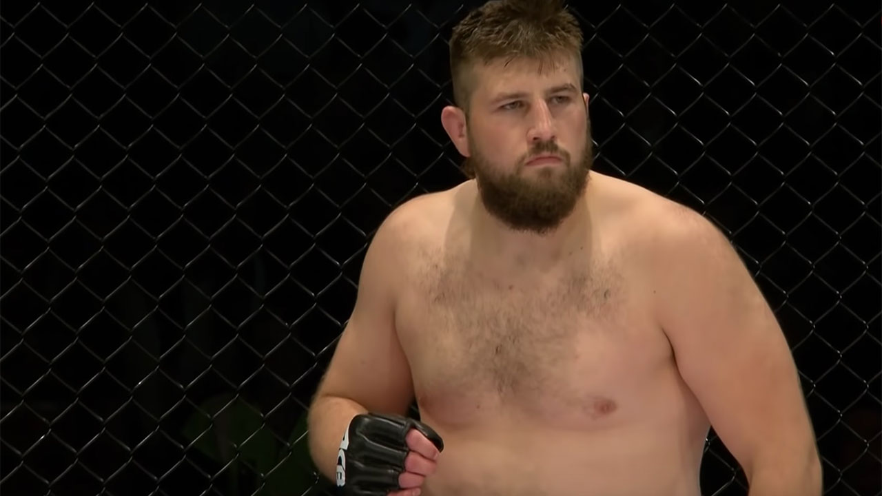 Alberta heavyweight Tanner Boser waits for UFC to call again after COVID-19