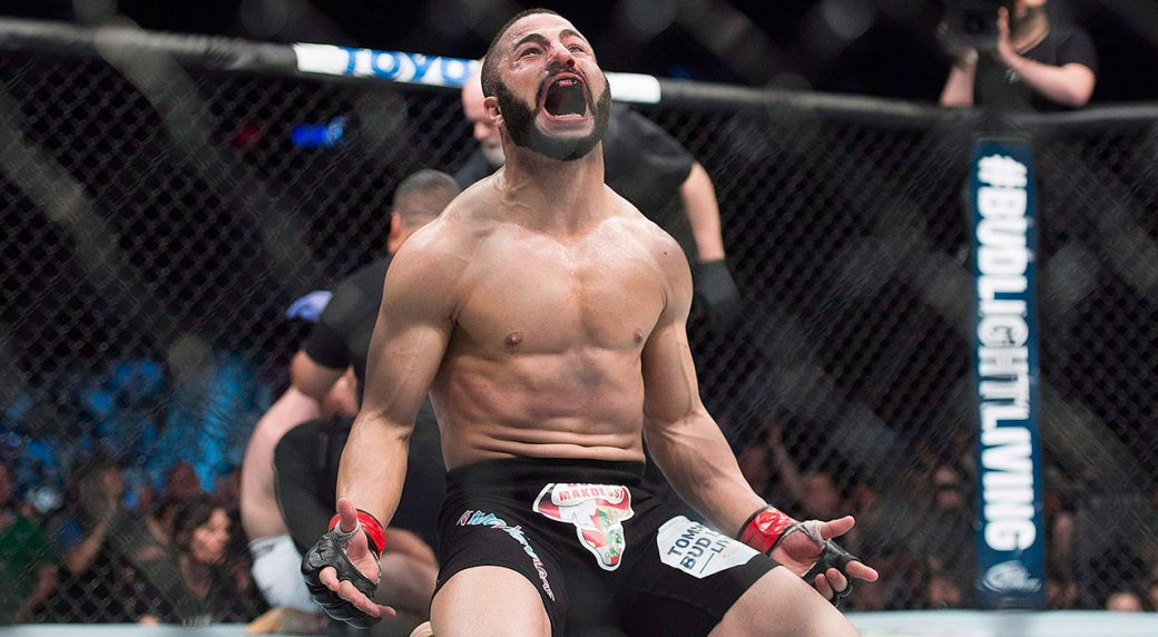 UFC-Makdessi-reacts-after-win
