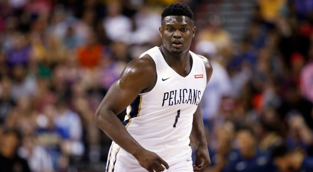Zion Williamson will not compete for Team USA this summer
