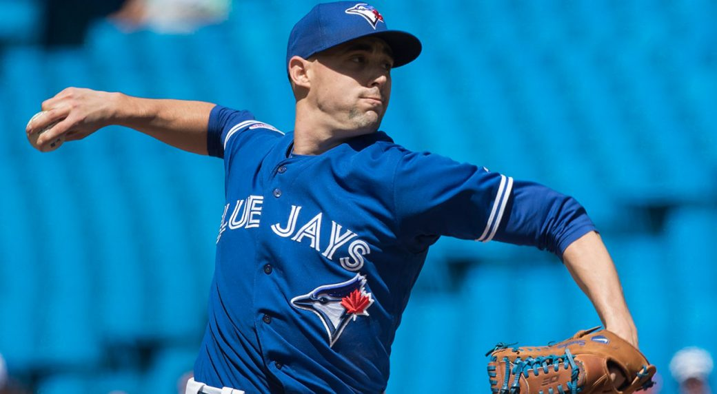 newest collection b3b4a 984ec MLB Trade Deadline Live Blog Recap: Blue Jays send pitching ...