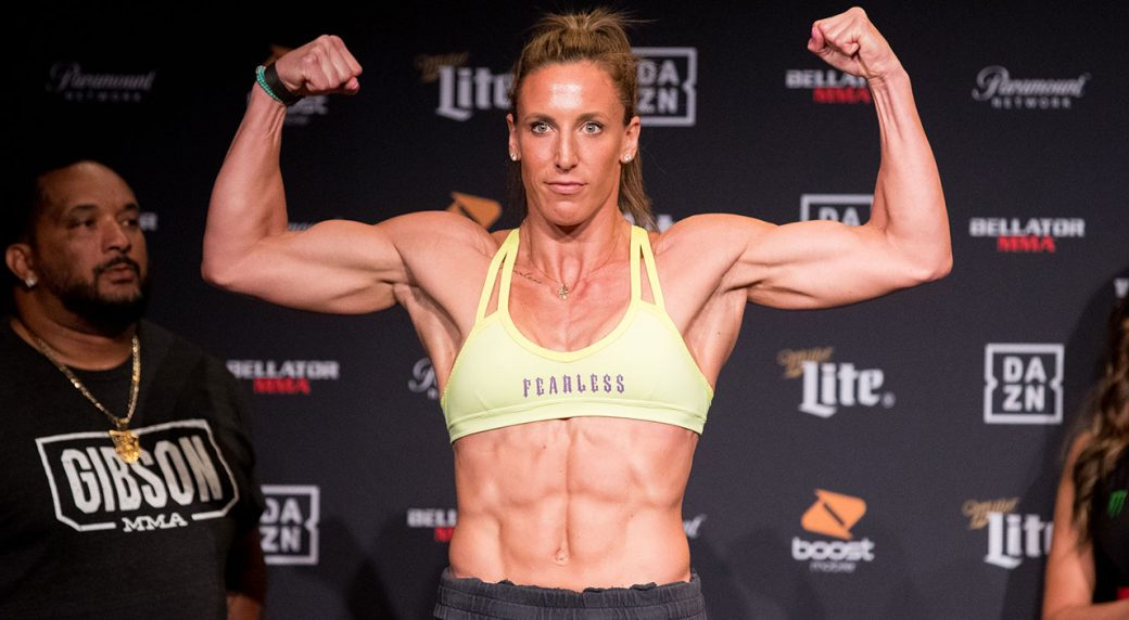 bellator-womens-featherweight-champion-julia-budd