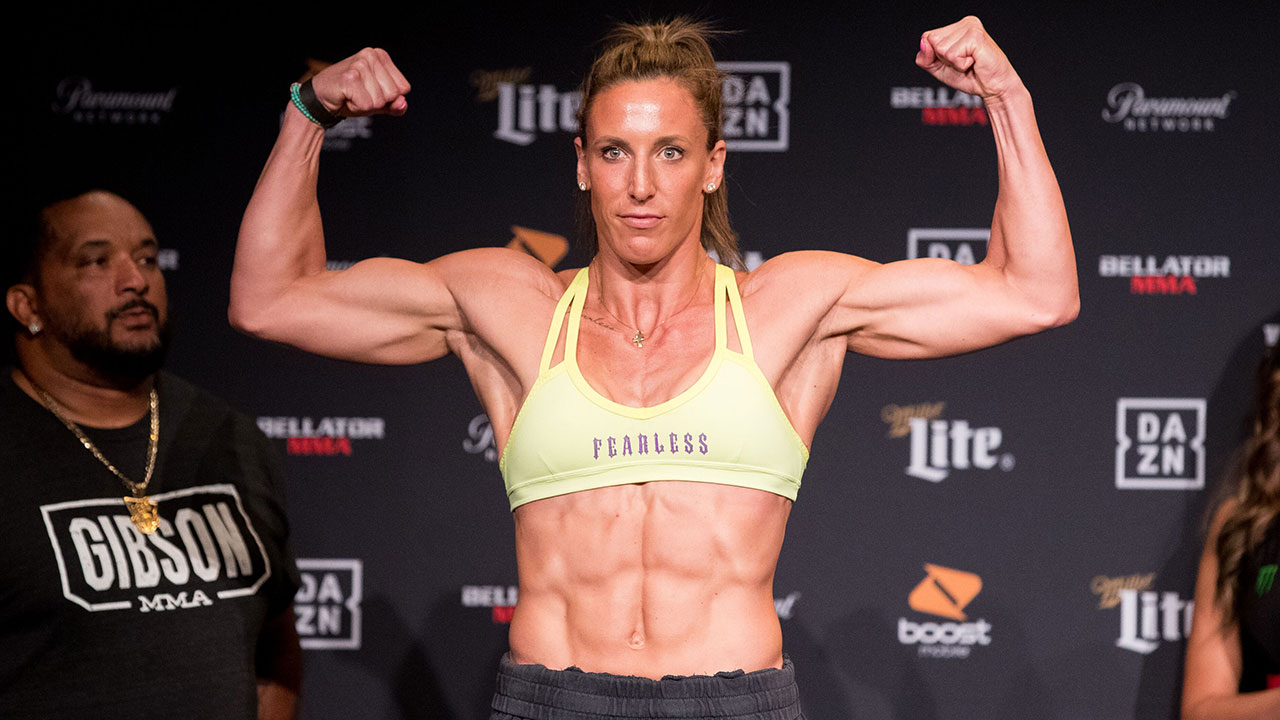 Canada's Julia Budd to fight Jessy Miele in Bellator 244 co-main event