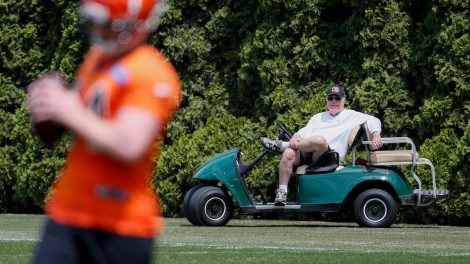 bengals-owner-mike-brown-watches-practice