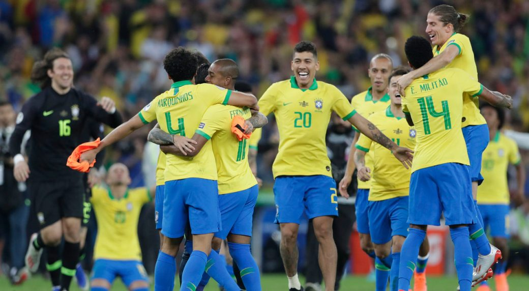 Image result for brazil copa america