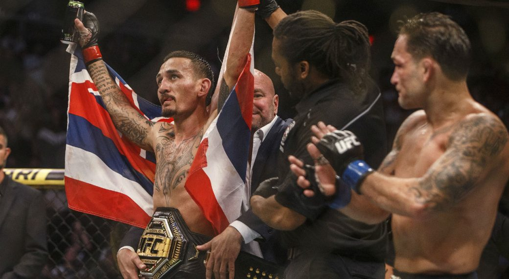 Holloway defeats Edgar in main event at UFC 240