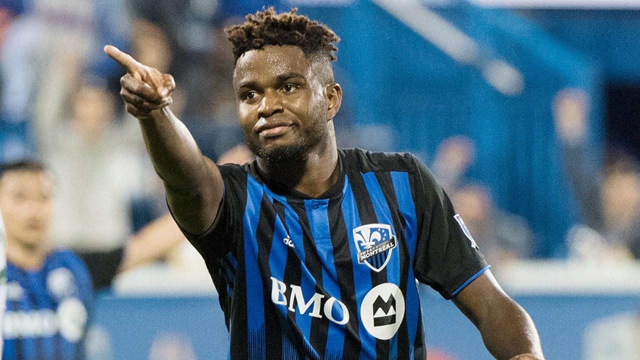 Montreal Impact bring back Nigerian midfielder Orji Okwonkwo
