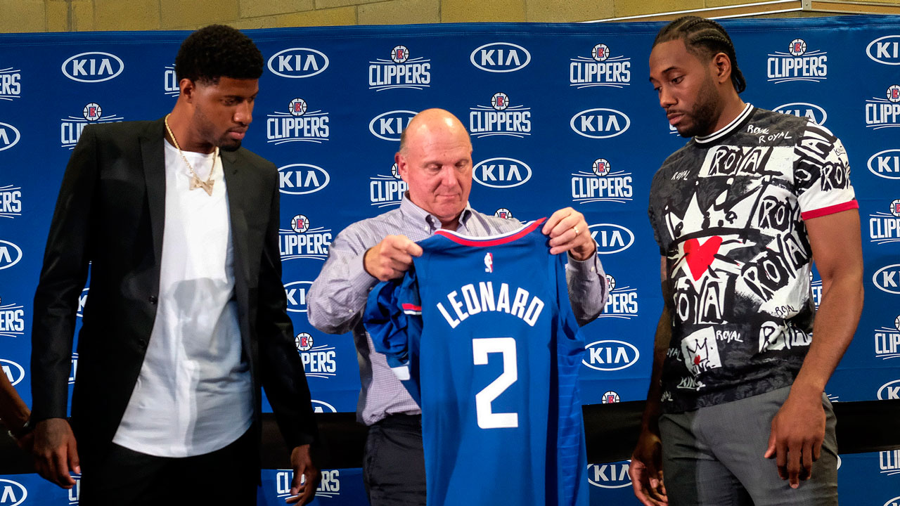 Image result for kawhi leonard clippers