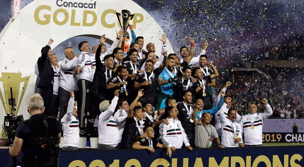 U.S. Mexico straight to Hex in new CONCACAF format
