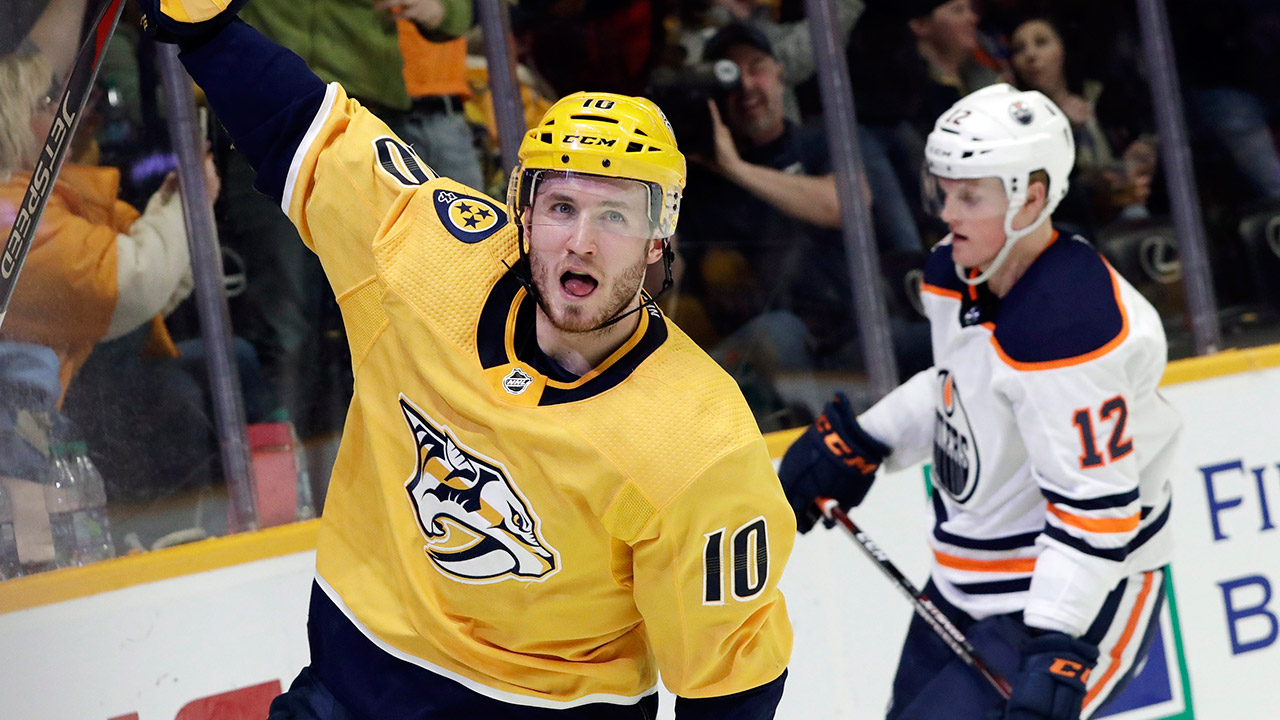 predators-colton-sissons-celebrates-goal-against-oilers