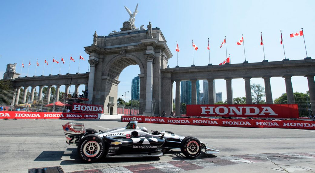 IndyCar revises schedule, cancels races in Richmond, Toronto