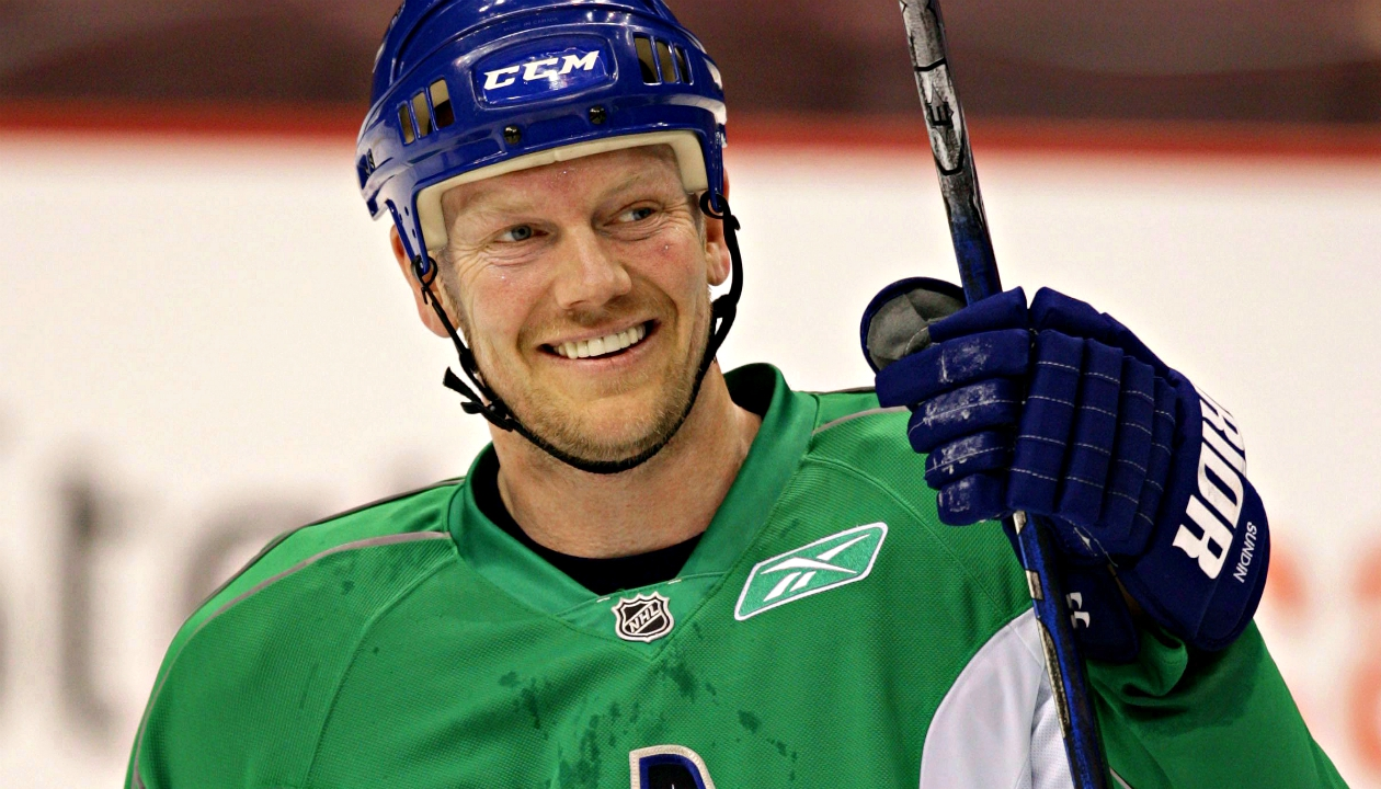 Quick Shifts The Real Reason Vancouver Chased Mats Sundin