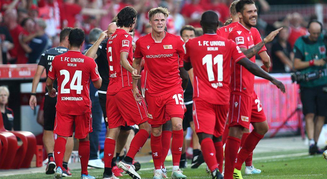 Union Berlin stuns Dortmund for first-ever Bundesliga win - Sportsnet.ca