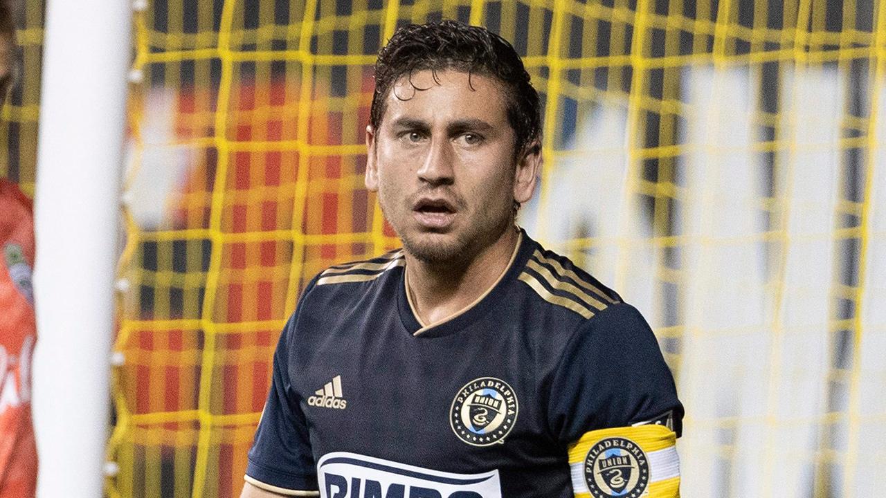 Alejandro Bedoya Philadelphia Union Primary Jersey