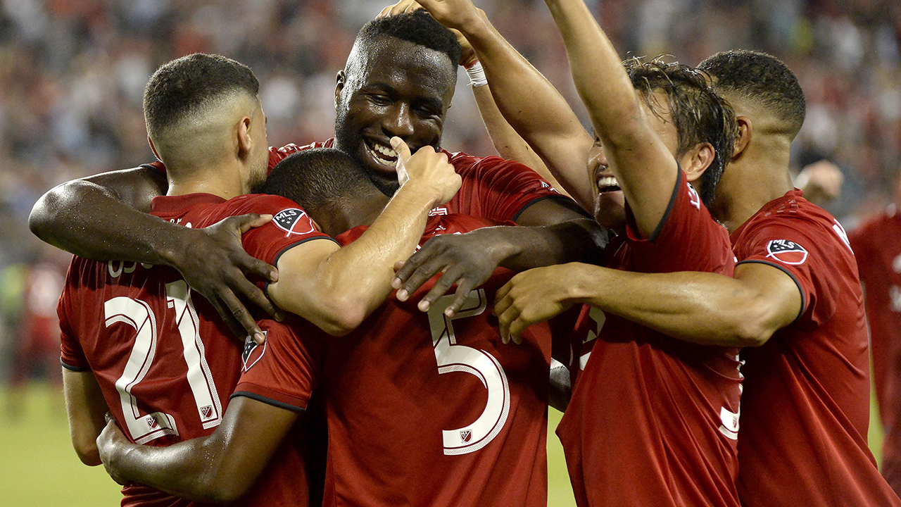 Stakes high for Toronto FC's game against Los Angeles FC