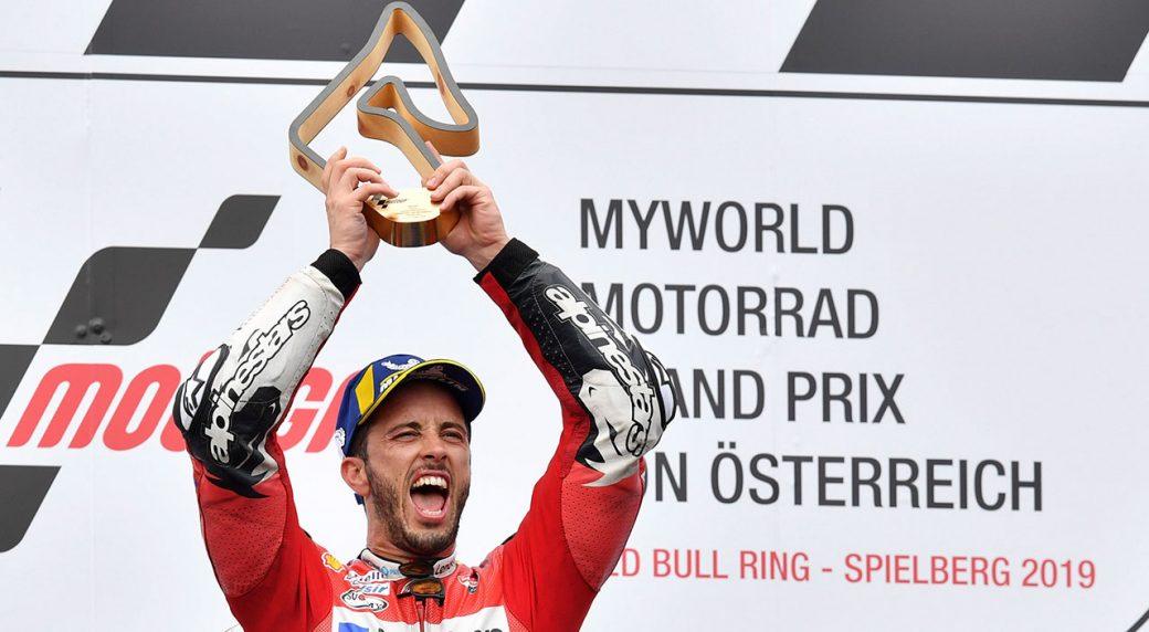 Auto-racing-Dovizioso-celebrates-win