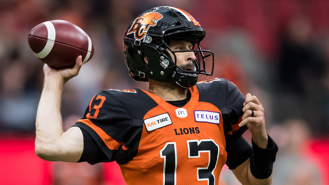 CFL-Lions-Reilly-throws