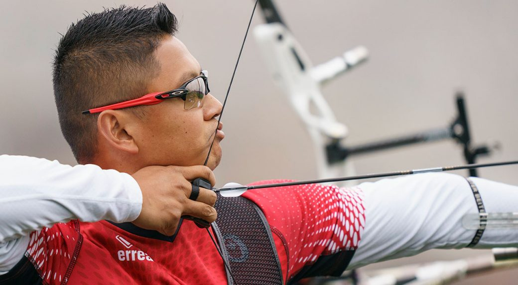 Canada-archery-at-Pan-Am-Games