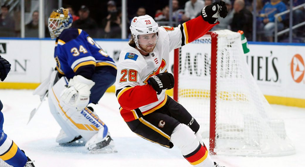 reputable site dc886 84c13 Elias Lindholm has a theory about Flames' post-season flop ...