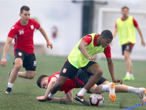 Elijah Adekugbe: First season with Cavalry FC, Tommy Wheeldon Jr. and matchup with the Impact