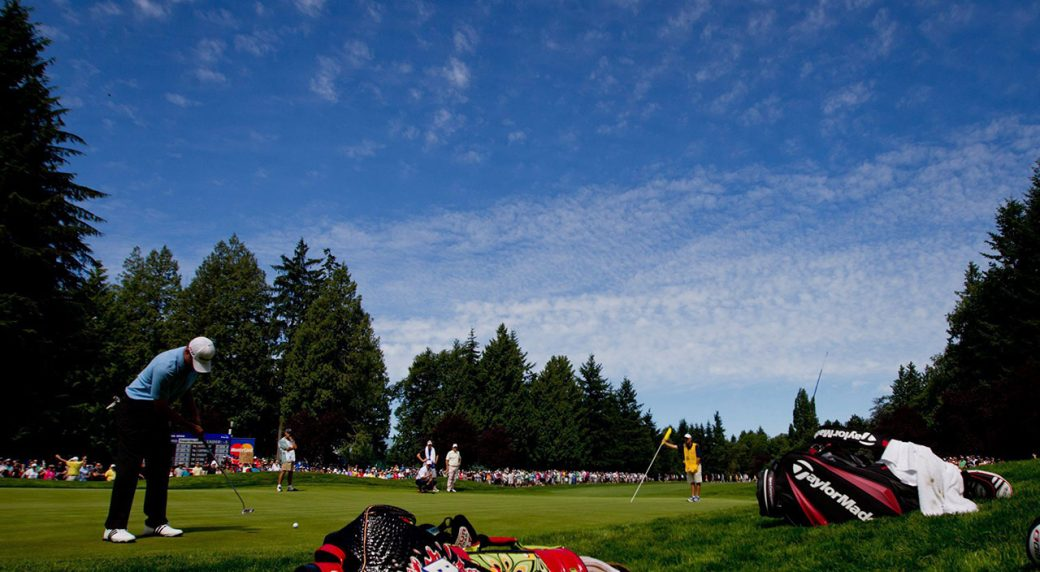 Shaughnessy Golf and Country Club hosting CP Women's Open in 2020