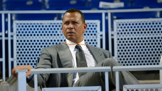 MLB-Rodriguez-sits-in-stands