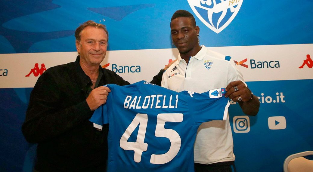 Mario Balotelli On Return To Serie A I Have Zero Fear Of Failing Sportsnet Ca