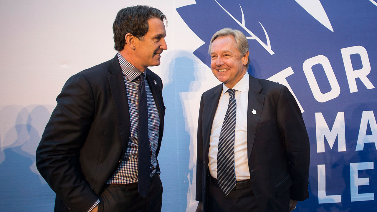 MLSE CEO Friisdahl looking to add more hardware to trophy case