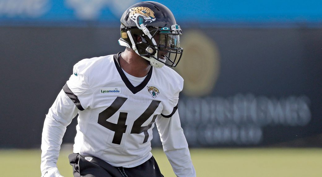 reputable site 8df8d 633cd AP Source: Jaguars sign linebacker Myles Jack to four-year ...