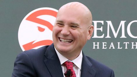 NBA-Hawks-Schlenk-smiles-during-press-conference