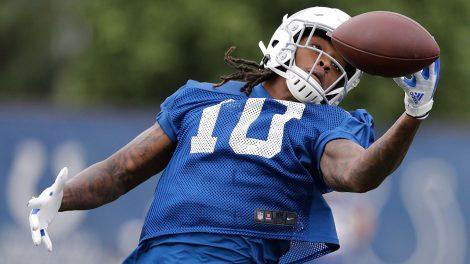 NFL-Colts-Fountain-runs-drill
