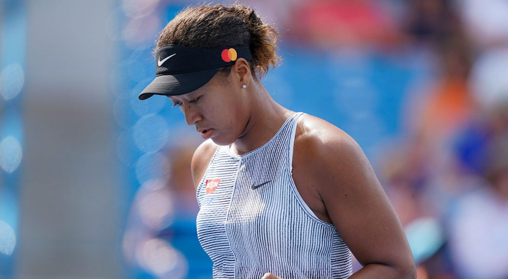 Knee injury puts Osaka's U.S. Open title defense in doubt