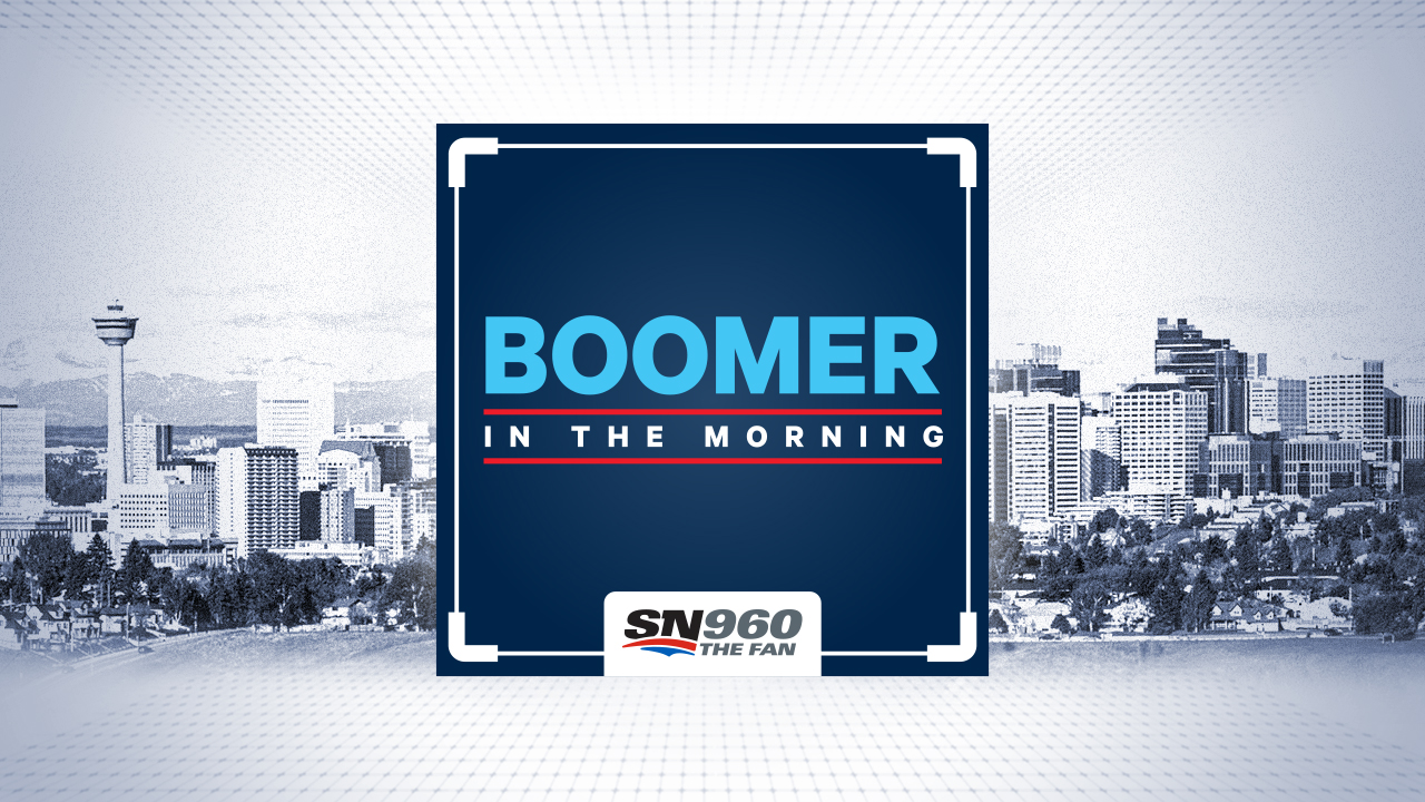 Boomer in the Morning