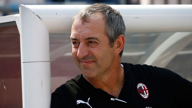 Soccer-AC-Milan-coach-Giampaolo