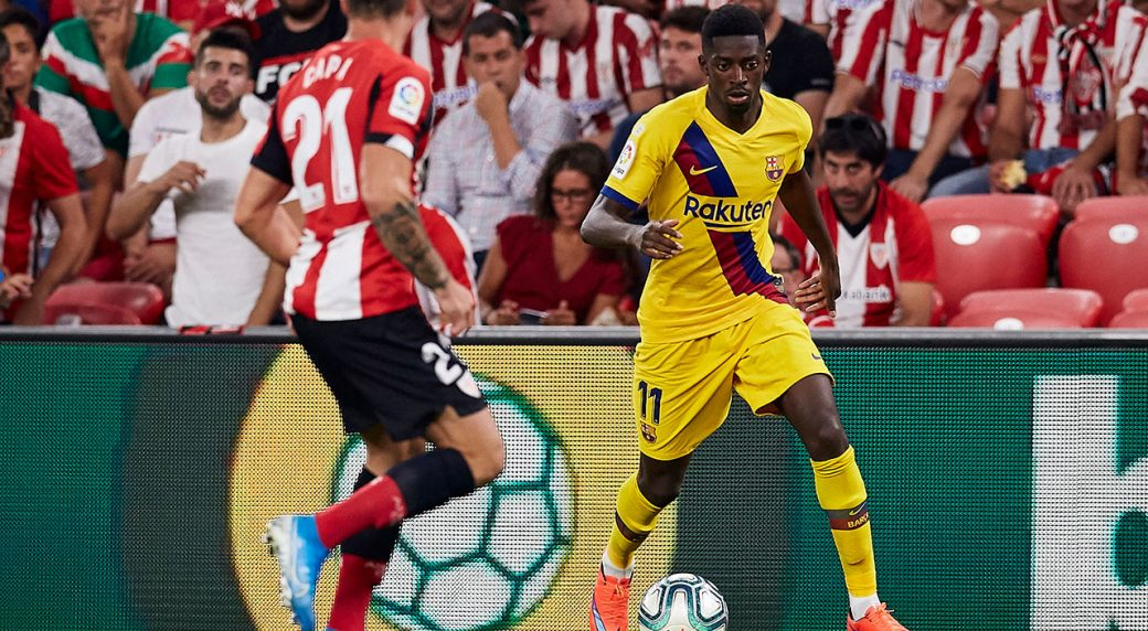 Image result for dembele athletic bilbao