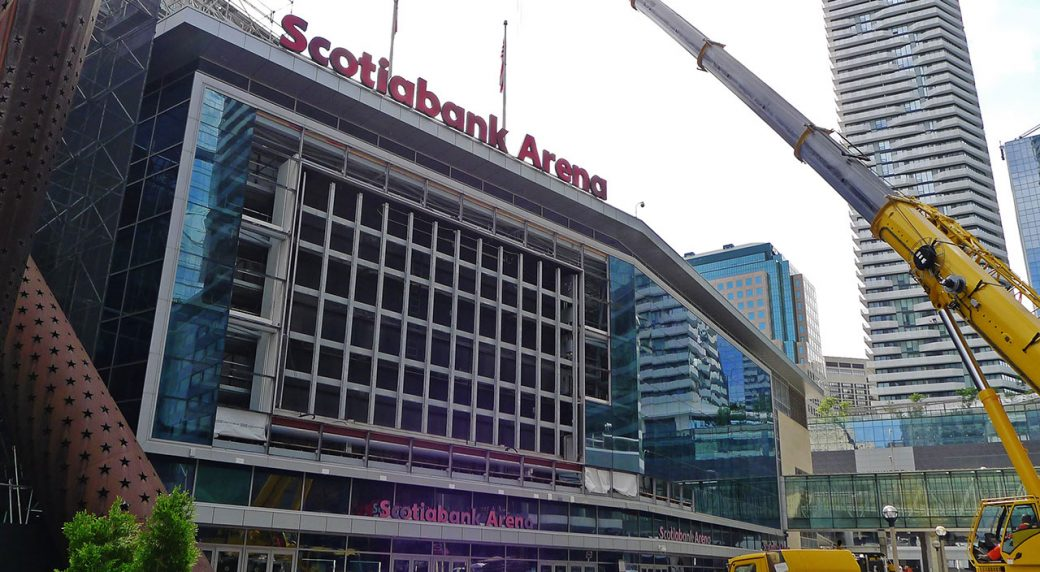 Sports-MLSE-Scotiabank-Arena